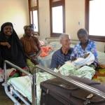 All'ospedale Mama wa Yesu