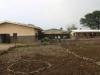 Vista edificio Maternità e Servizi 2012